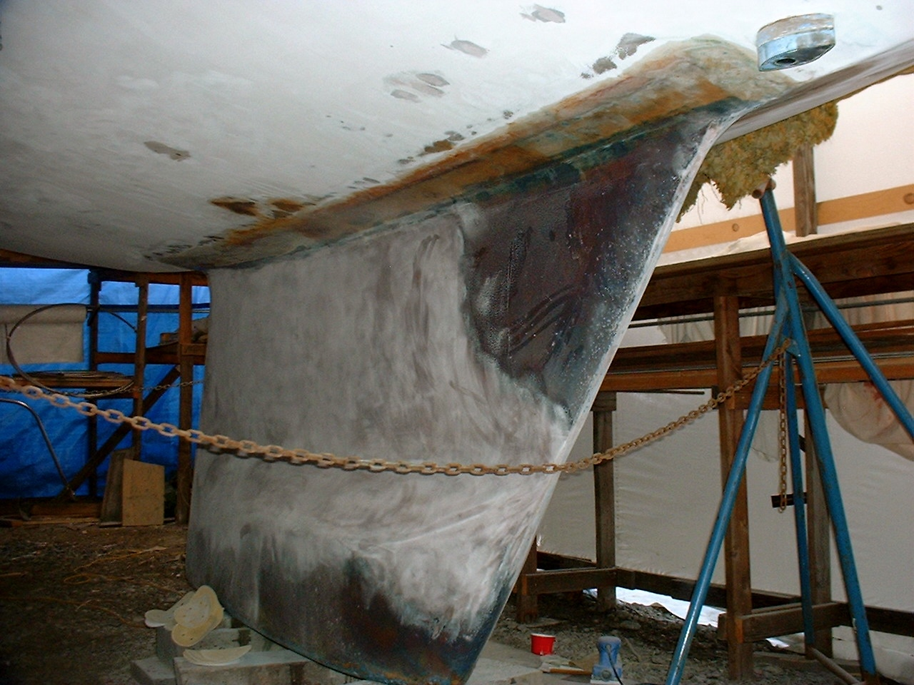 Encapsulating Keel